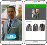 Mobile visual clothing search